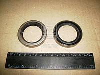 Сальник ступицы передней ВАЗ 2101 40х57х10 черный с пружиной (Производство БРТ) 2101-3103038К