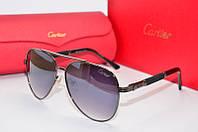 Солнцезащитные очки Cartier 097 черные