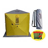 Зимняя палатка для рыбалки Tramp Helios, ассорт.