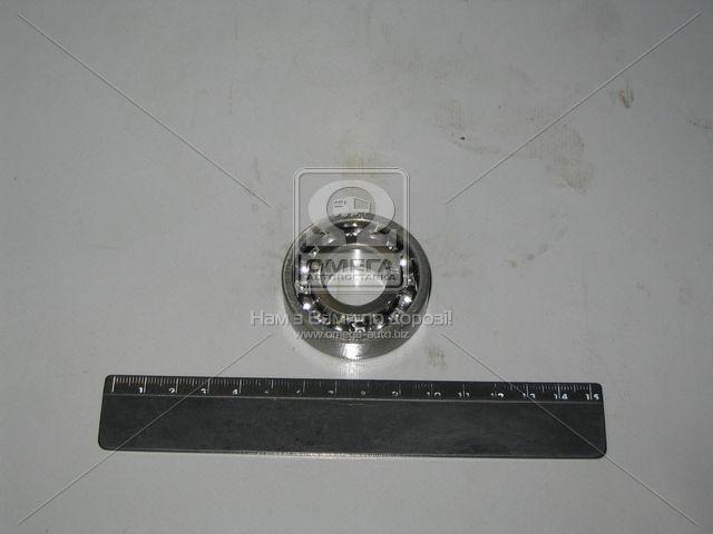 Подшипник 204 (6204) (ХАРП) коробка отбора мощности ГАЗ, двигатель КамАЗ, ДТ-75, ВОМ Т-150 (арт. 204)