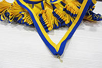 Лента для медали Национальная 20мм.