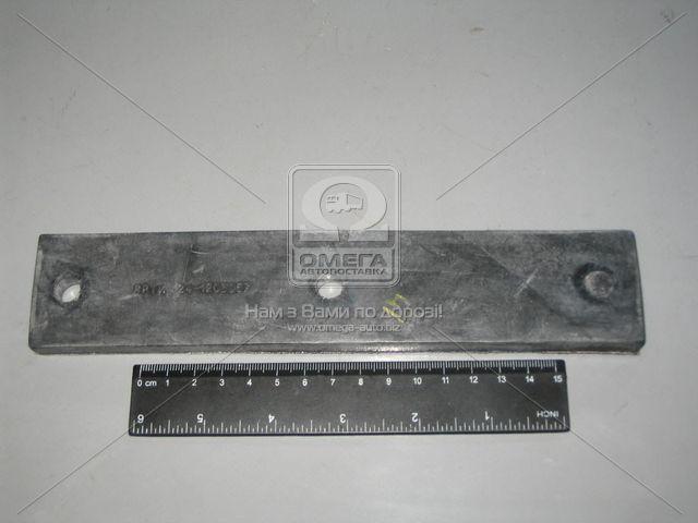 Ремень подвески глушителя ГАЗ 2410 длинный (производство ЯзРТИ) (арт. 24-1203057)