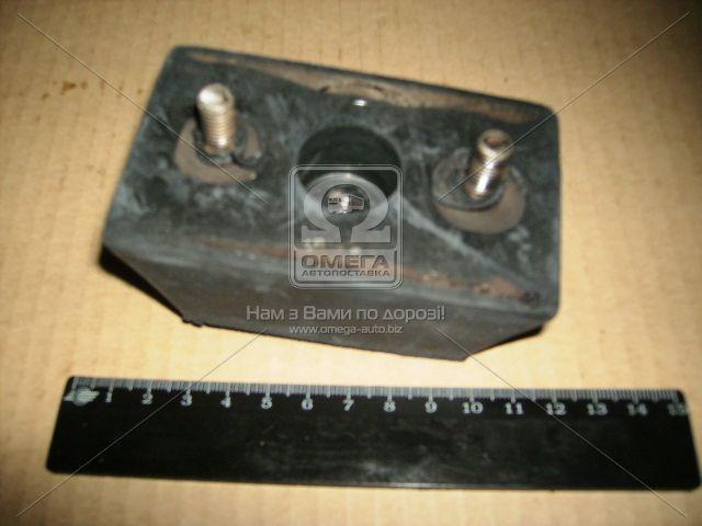 Подушка опоры двигателя ГАЗ 24,3302 передняя (усилен.) (производство ЯзРТИ) (арт. 3102-1001020), AAHZX