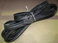 Уплотнитель стекла ветрового ГАЗ (производство ЯзРТИ), ABHZX