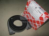 Опора вала карданого (подвесной подшипник) OPEL OMEGA B (94-) (Производство FEBI) 01857