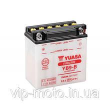 АКБ 12 вольт 9 а/ч (с электролитом) (шт.)
