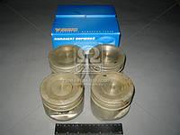 Поршень цилиндра УАЗ d=100,5 4 штуки в упаковке (Производство УМЗ) 421.1004017-Р