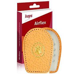 Kaps Airflex - Подпяточник из латексной пены и овечьей кожи высокого качества