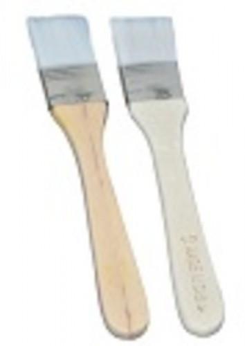 Кисть кондитерская  с деревянной ручкой 18 см 2шт
