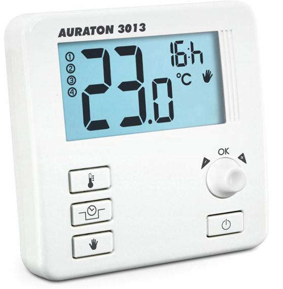 Проводной суточный термостат Auraton 3013 (комнатный)