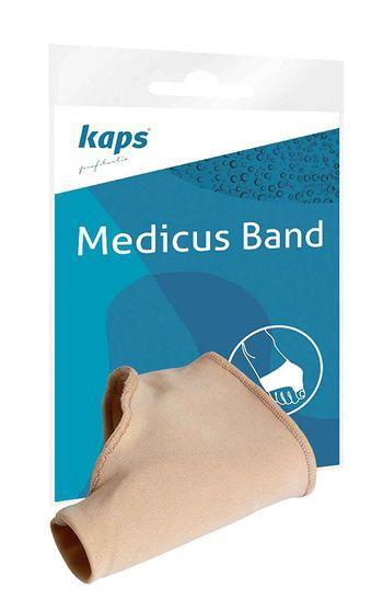 Kaps Medicus Band - Вальгусный бандаж для защиты косточки от натирания (бурсопротектор)