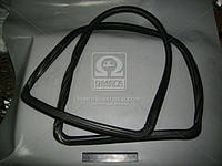 Уплотнитель стекла окна задка ВАЗ 2121 (производство БРТ), ABHZX