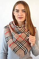 Модный платок с принтом