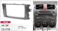 Переходная рамка CARAV 11-110 2 DIN (Toyota Auris)