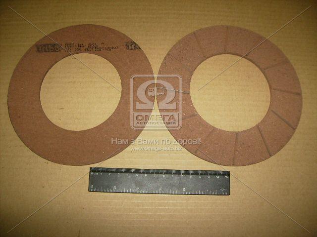 Накладка диска тормозного МТЗ 50,80,82 (Производство Трибо) А59.01.201 - АВТОКОМПОНЕНТ в Мелитополе