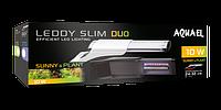 Aquael светильник LEDDY SLIM DUO 10W SUNNY & PLANT, 20-50 см