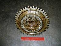 Вал вторичный КПП МТЗ с гайкой (производство МТЗ) (арт. 50-1701256), AGHZX