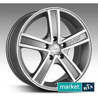 Литые легкосплавные диски Racing Wheels H-412 DDN-F/P (R18 W7.5 PCD5x112 ET38 DIA67.1)