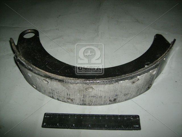 Колодка тормозная ГАЗ перед. (задн) (производство Украина) (арт. 53-3501091), ABHZX