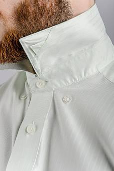 Рубашка классическая светлая Fra №868-25 (Слоновая кость)