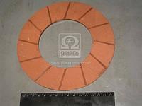 Накладка диска тормозного МТЗ 50,80,82 (производство Украина) (арт. А59.01.201)