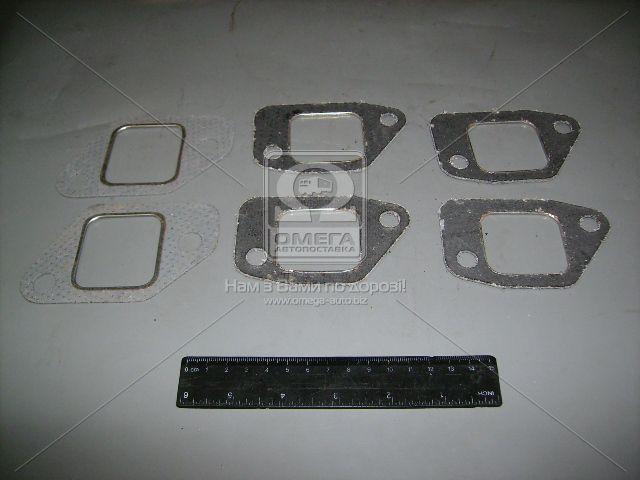 Прокладка коллектора выпускного ЗИЛ 6шт (арт. 130-1008000)