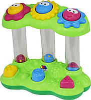 Развивающая игрушка Забавный сад /в сеточке/ Polesie 47090