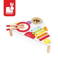 Janod - Музыкальный стол Confetti
