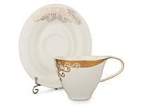 Чайный набор Lefard Золотой узор на 12 предметов 586-030