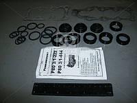Ремкомплект гидрораспределителя Р-80-3/1-222 (с пластмасса кольцами) (производство Украина) (арт. Р/К-302)