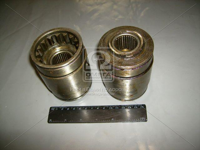 Втулка коробки раздаточной МТЗ с подшипником (производство БЗТДиА) (арт. 72-1802062-А1), AGHZX
