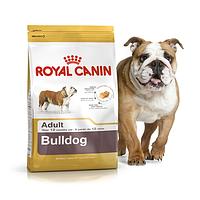 """""""Breed Bulldog adult"""" Сухой корм для бульдогов с 12 месяцев"""
