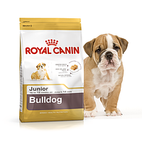 """Breed Bulldog junior"" Сухой корм для щенков английского бульдога до 12 месяцев"
