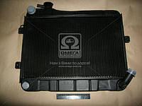 Радиатор водяного охлаждения ВАЗ 2103, 06 (2-х рядн) медн. (производство г.Оренбург) (арт. 2103-1301.012-60), AGHZX