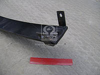 Лист рессоры №3 передний ЗИЛ 5301  1270мм с хомутом (Производство Чусовая) 5301-2902010