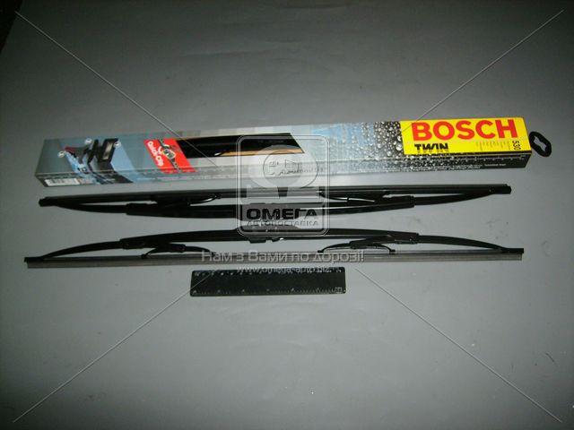 Щетка стеклоочистителя 530/530 TWIN 530 (производство Bosch) (арт. 3397118400), ACHZX
