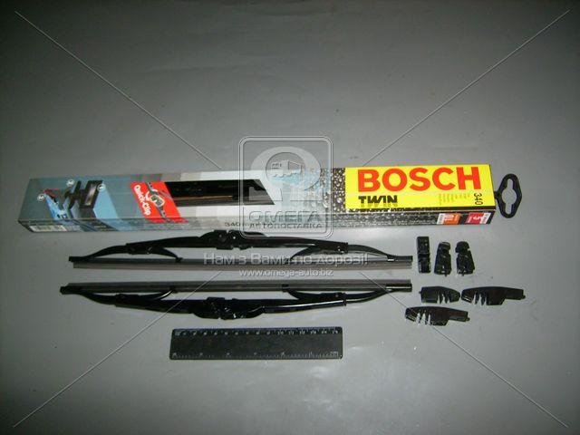 Щетка стеклоочистителя 340/340 TWIN 340 (производство Bosch) (арт. 3397118700), ABHZX