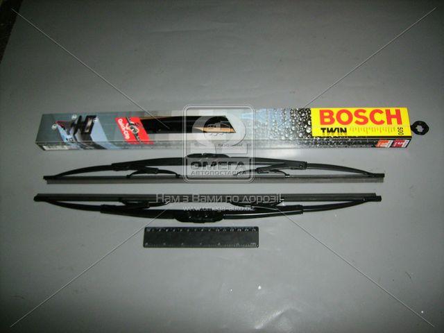 Щетка стеклоочистителя 500/500 TWIN 500 (производство Bosch) (арт. 3397118560), ACHZX