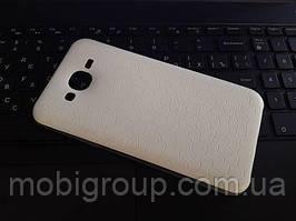 """Силиконовый чехол """"Питон"""" для Samsung J7"""