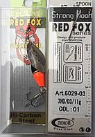 Блесна RED FOX  11g 6029-03