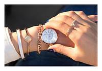 Женский наручные часы ANNE KLEIN  (зол-бел)