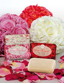 Розовое мыло Нести Данте   Nesti Dante Le Rose
