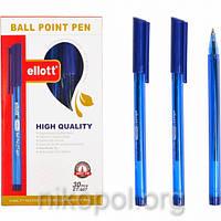 Ручка масляная Ellott ET-607 синяя