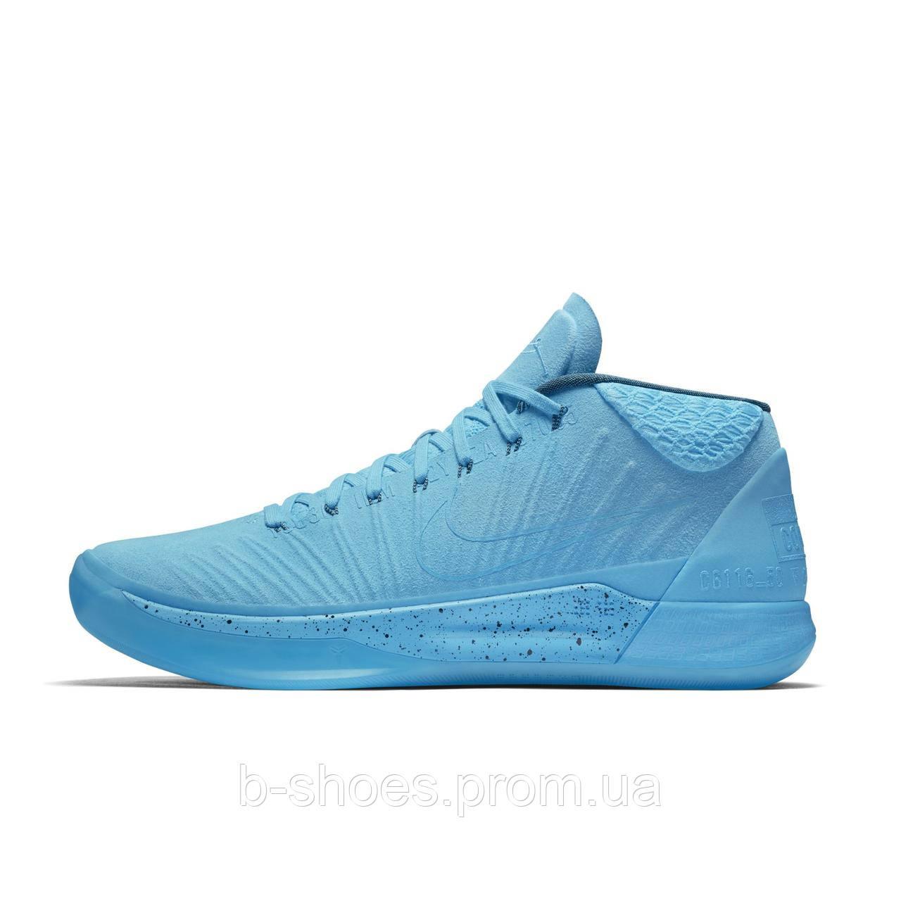 57932e1e Мужские баскетбольные кроссовки Nike Kobe A.D.Mid Fearless (Blue ...