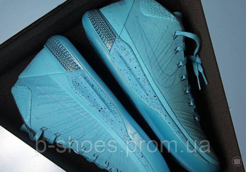4b04603d ... Мужские баскетбольные кроссовки Nike Kobe A.D.Mid Fearless (Blue), фото  4