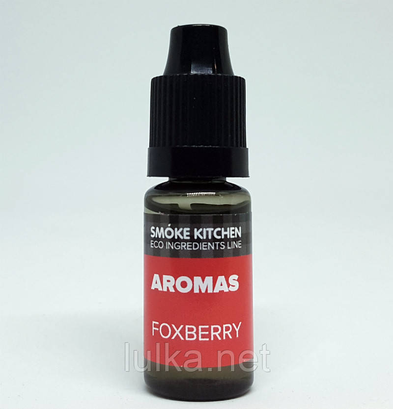 Ароматизатор Smoke Kitchen Foxberry 10мл