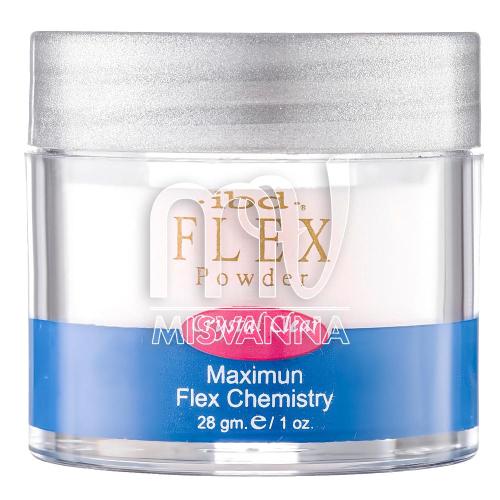 Акриловая пудра Ibd Flex очень-бледно розовый 28 г