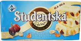 "Белый шоколад Orion ""Studentska Pecet"" 180 Грамм"