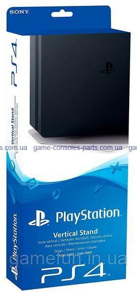 Вертикальна підставка PS4 Pro і PS4 Slim (Sony) Оригінал