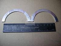 Полукольцо подшипника упорного ЗМЗ 406 верхнее (производство ЗМЗ)